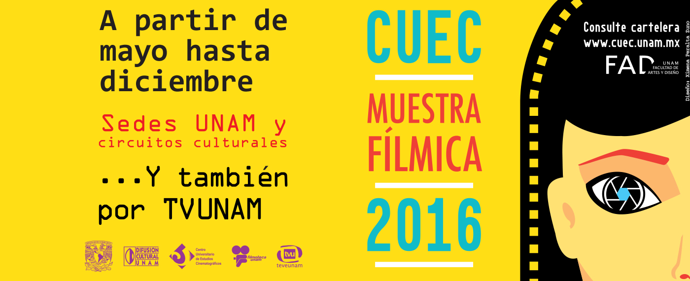 Muestra Fílmica CUEC 2016