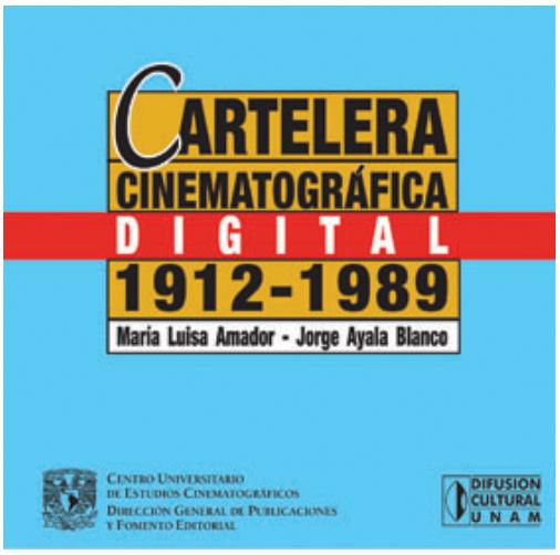 Cartelera cinematográfica digital Image