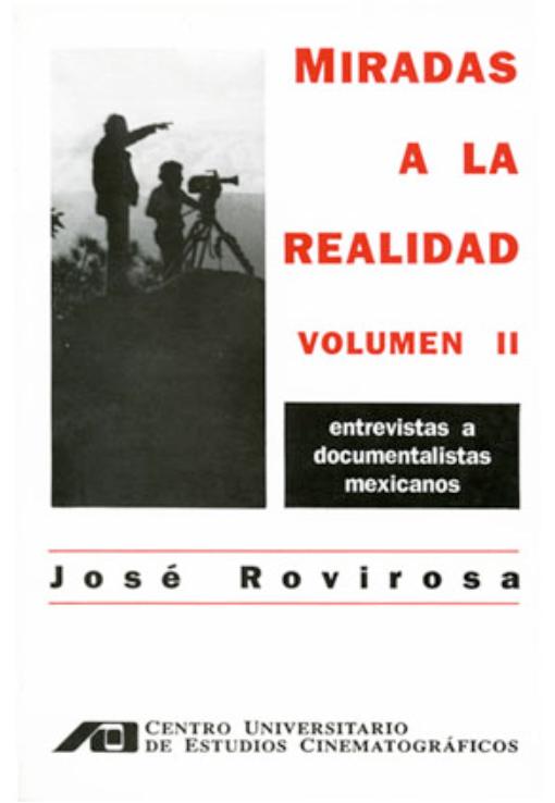 José Rovirosa Miradas a la realidad, vol. II Image